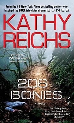 206 Bones By Reichs, Kathy